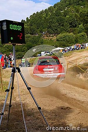 IRC 2010  - Trentin Mauro Editorial Stock Photo