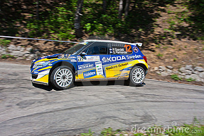 IRC PRIME Yalta Rally Royalty Free Stock Photo - Image: 24032245