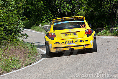 IRC Yalta Prime Rally 2011 Editorial Photography