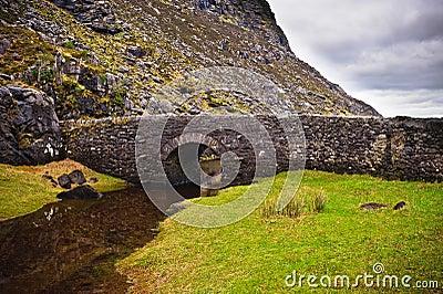 Ireland bridżowy kamień