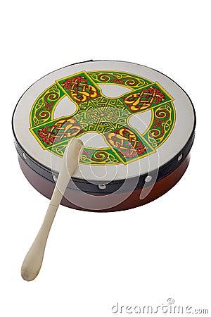 Ireland drum
