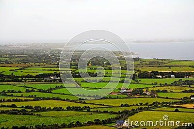 Ireland, the green island