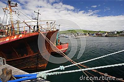 Ireland harbour