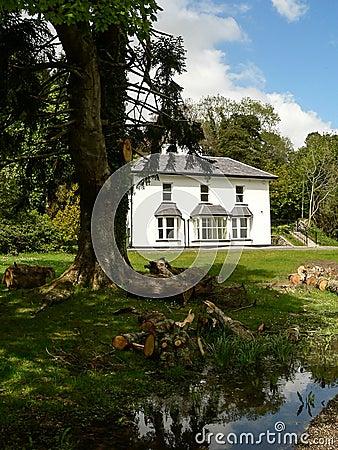 Ireland. Killarney National Park Editorial Photo