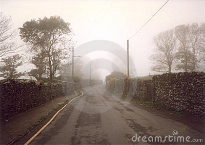 Ireland Road Royalty Free Stock Photo - Image: 2584125