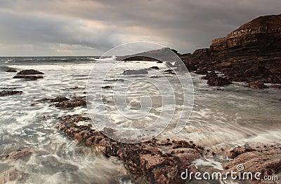 Irish atlantic coast