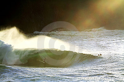 Irish Big Wave Surfing