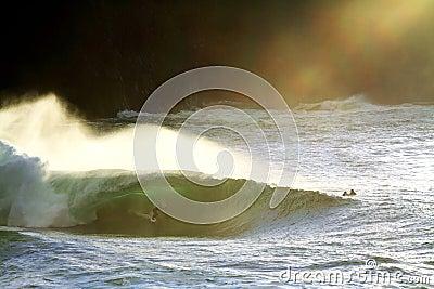 Irish Big Wave Surfing