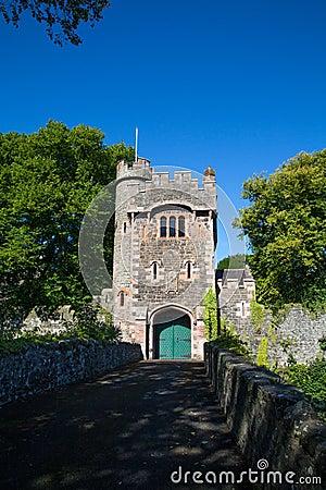 Irish Castle Gate