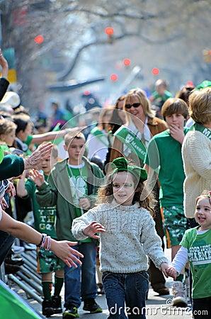 Irish Children Editorial Photography