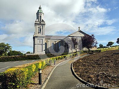 The Irish Church