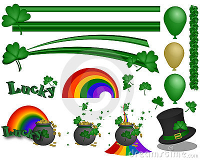 Irish Clip Art Collection