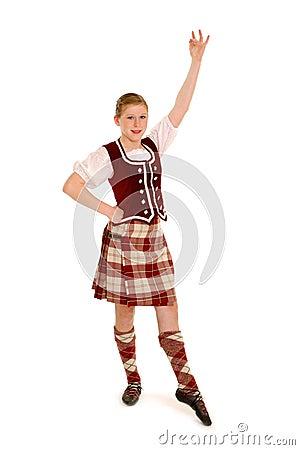 Irish Dancer