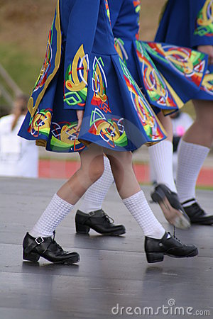 Free Irish Dancing Legs Royalty Free Stock Images - 623069