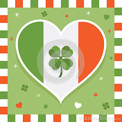 Irish decoration