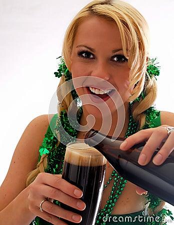Irish Eyes!