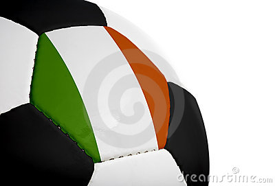 Irish Flag - Football