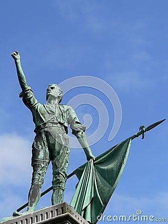 Irish Freedom Fighter