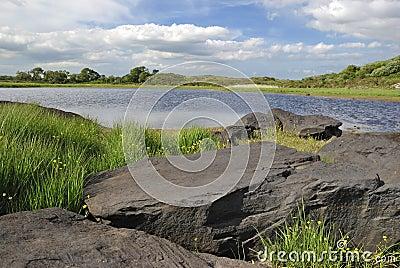 Irish lake
