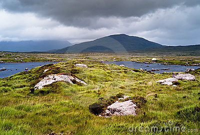 Irish landscape