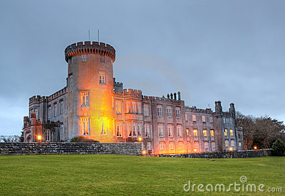 Irish Luxury dromoland castle hotel