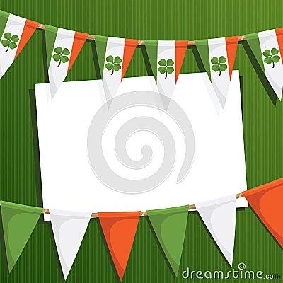 Irish party card