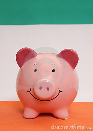 Irish piggybank