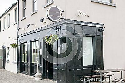 Irish pub or tavern