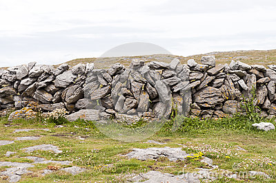Irish stonewall