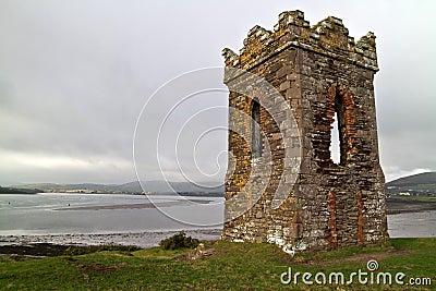 Irish watch tower