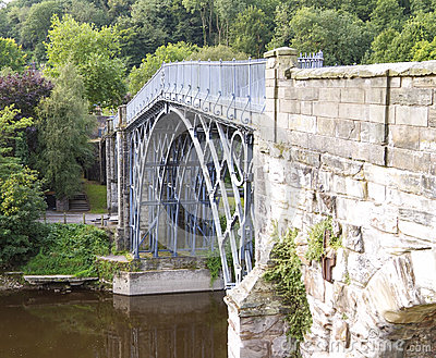 The Iron Bridge