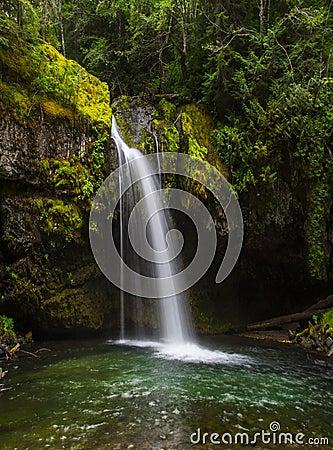 Iron Creek Falls, WA