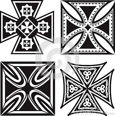 Iron Cross Wallpaper Collection Of Four Square