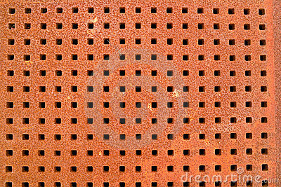 Iron grate texture