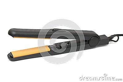 Iron for hair - straightener