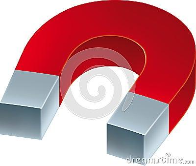Iron magnet