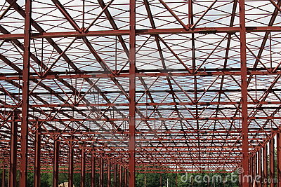 Iron metallic framework