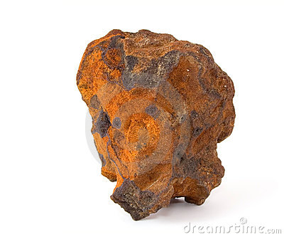 Iron ore (ferriferous sandstone)