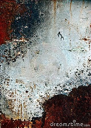 Iron surface