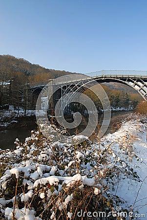 Ironbridge - Winter Pictures