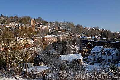 Ironbridge - Winter Pictures