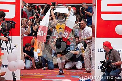 Ironman Germany 2009 Editorial Photo