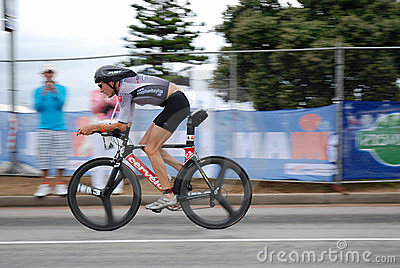 Ironman South Africa 2008 Editorial Stock Image