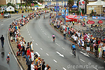 Ironman triathlon South Africa 2008 Editorial Photo