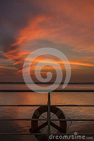 Free Irrawaddy River - Myanmar (Burma) Stock Photos - 29683763