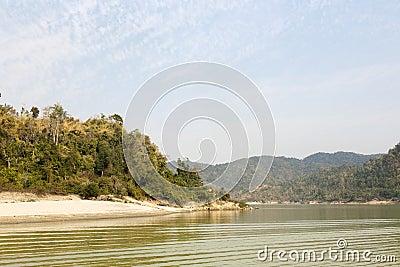 Irrawaddy River Tropics