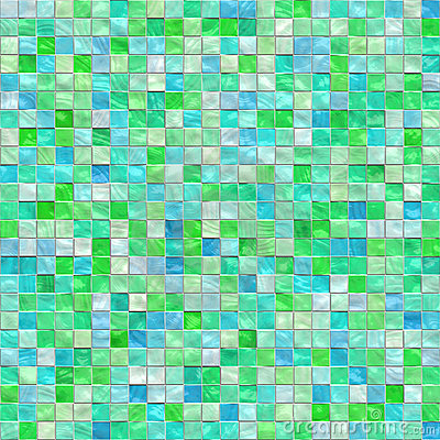 Irregular tiles
