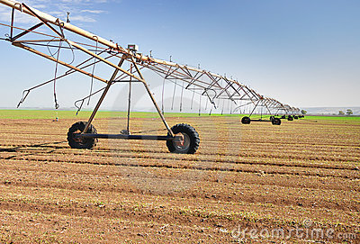 Irrigation system.