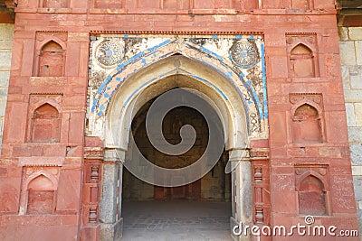 Isa Khan s tomb