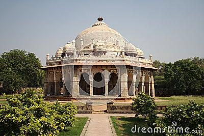 Isa Khan Tomb, New Delhi